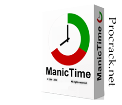 ManicTime Pro 4.6.9.0 Crack with License Key 2021 Latest Download