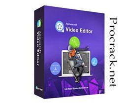 Apowersoft Video Editor Pro1.7.6.7 Crack +Activation Key 2021[Latest]