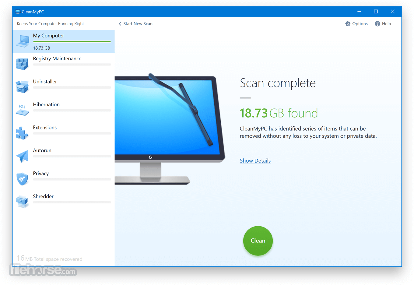 CleanMyPC 1.12.0.2113 Full Crack + Activation Code [Latest]