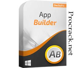 DecSoft App Builder 2021.55 Keygen & Crack {Latest} Free Download
