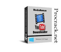 MediaHuman YouTube Downloader Crack 3.9.9.53 + Key [Latest]