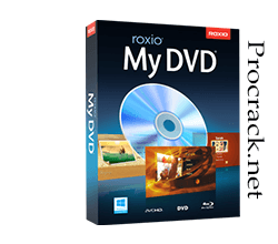 Roxio MyDVD Crack 3.0.0.14 With Serial Key Free Download 2021