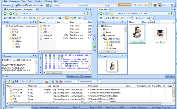 SmartFTP Enterprise 10.0.2902.0 Crack With Keygen 2021 Free Download