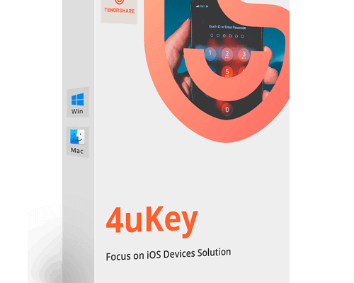 Tenorshare 4uKey for Android 2.4.0.7 Full Crack +Serial Key [Latest]
